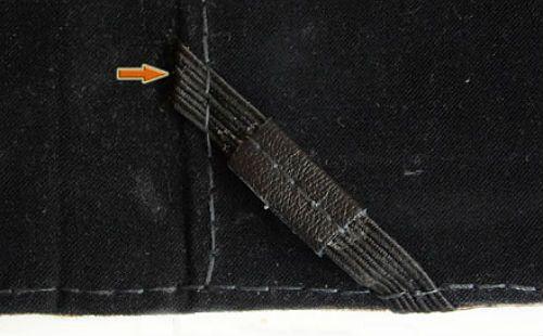 Резинки для чехла из кожи 3 фото