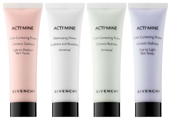 Givenchy Acti'mine Color Correcting Primer база для макияжа фото