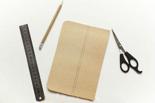 Кожаный чехол для планшета раскройка основы фото