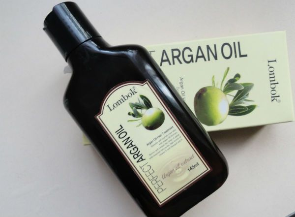 Lombok perfect argan oil фото