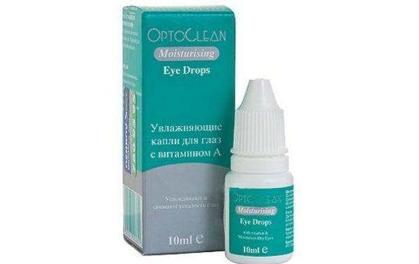 OptoClean капли для глаз фото