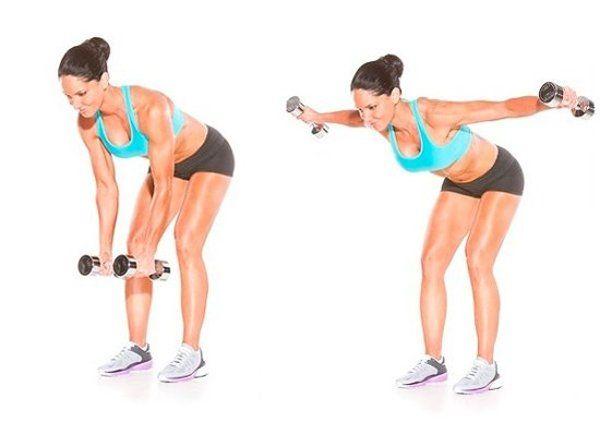 упражнение для спины классика