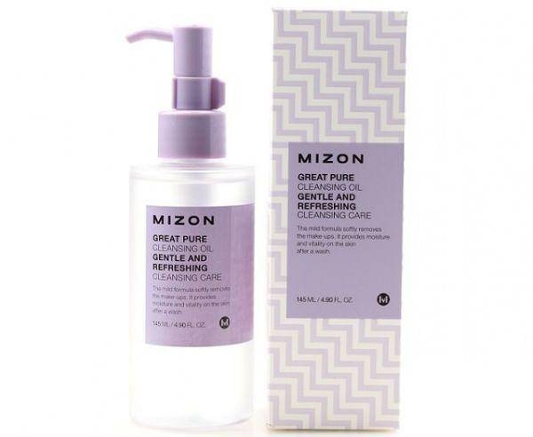 Гидрофильное масло «Mizon» фото