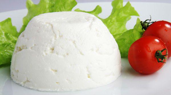 Домашний сыр Рикотта фото