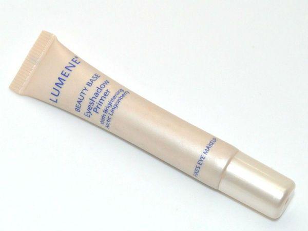 База под тени Lumene Beauty Base Eyeshadow Primer фото