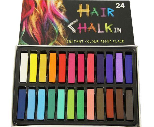 мелки для волос Hair Chalk фото