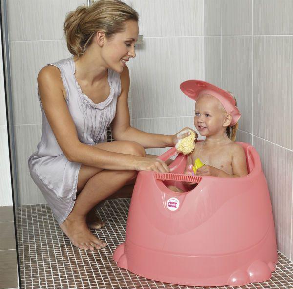 Ванночка в душевую кабину или ванночка «Мамин животик» фото
