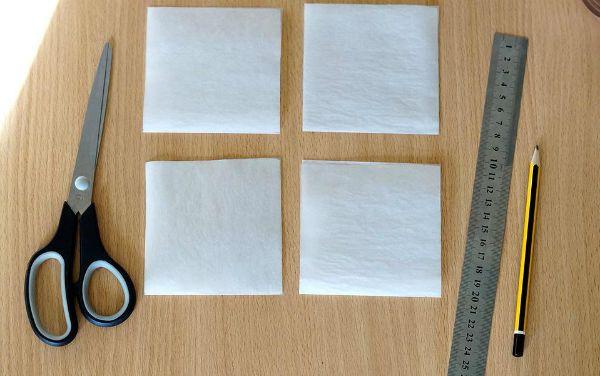 Бра из бумаги гербарий шаг 4 фото