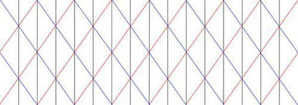 Бра из бумаги оригами схема