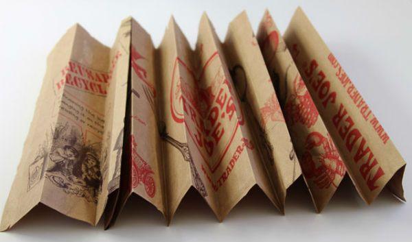 Бра из бумаги в технике оригами шаг 2 фото