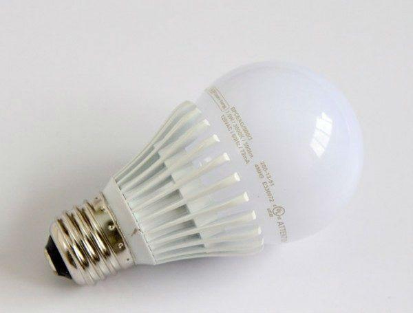 Бра из бумажных цилиндров энергосберегающая лампочка фото