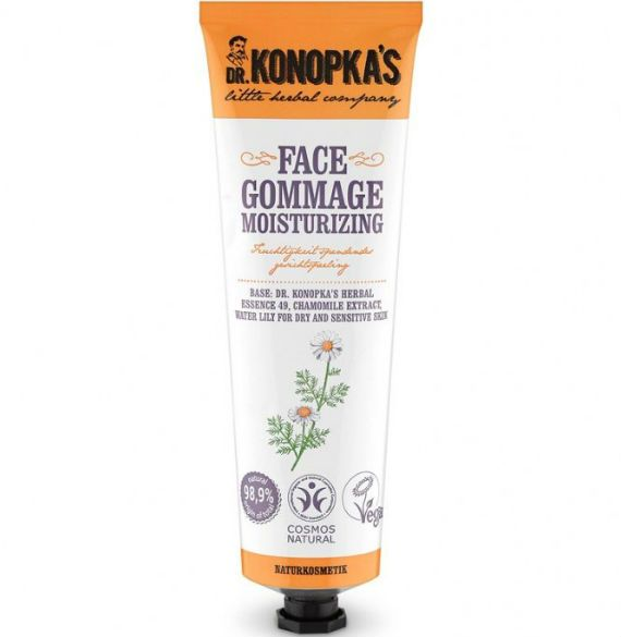 Konopkas увлажняющий гоммаж для лица фото
