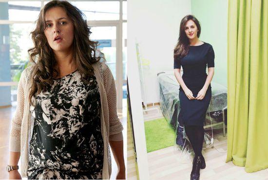 Мария Шумакова фото до и после похудения
