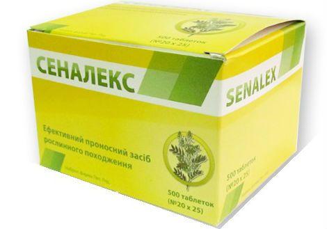 Сеналекс фото