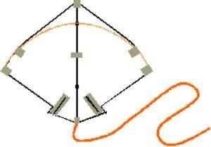 Индийский ромбический воздушный змей шаг 5 фото