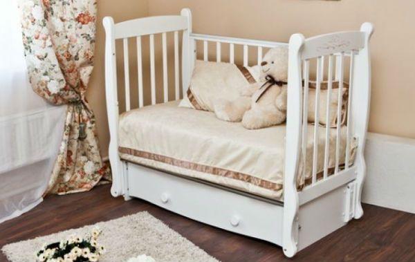 Кроватка Красная Звезда Елисей С717 фото