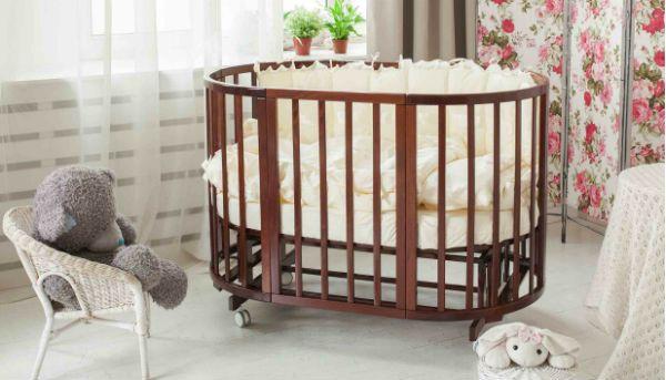 Кроватка Nuovita Nido Magia 5 в 1 фото