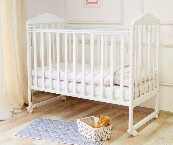 Кроватка СКВ-Компани 12011 Х Березка New фото
