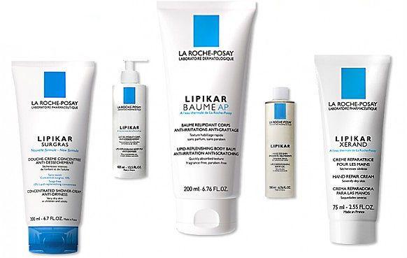 La Roche-Posay от Lipikar фото
