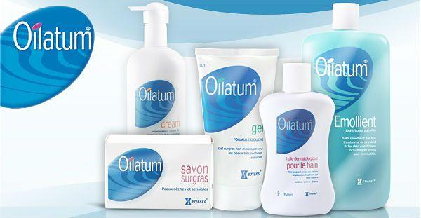 Oilatum cream фото