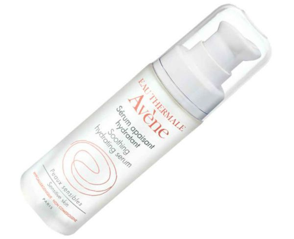 Avene hydrating soothing serum фото