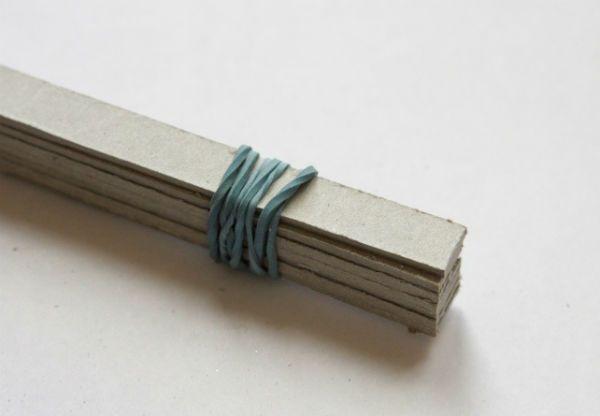 Веер из ткани шаг 2 фото