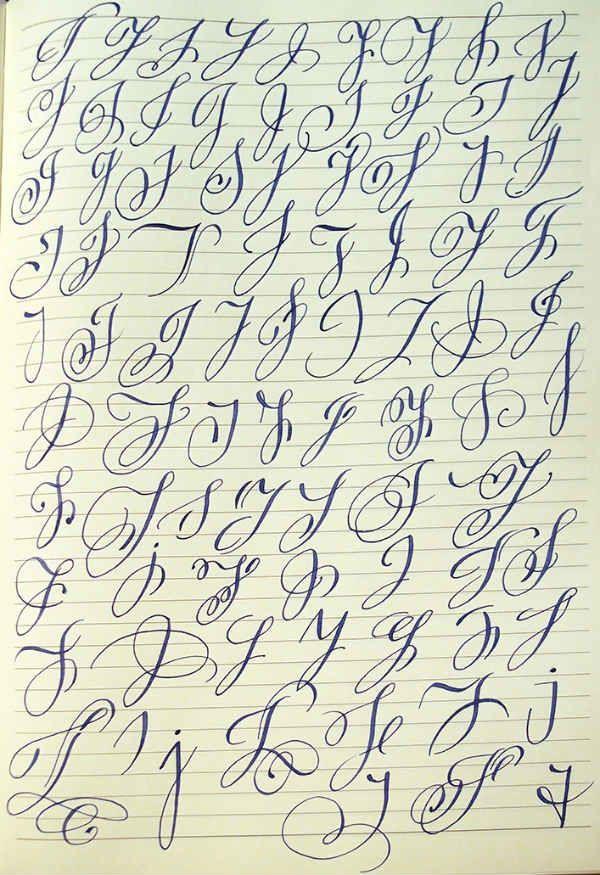 Английский алфавит буква j фото