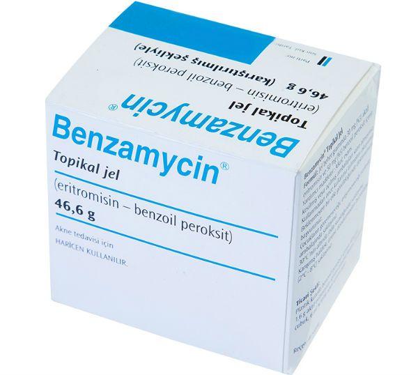 Бензамицин фото