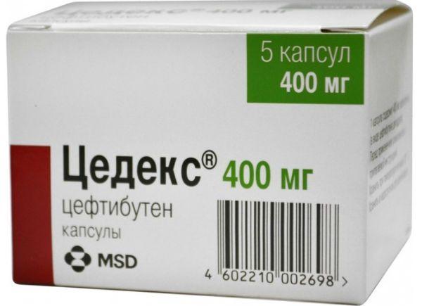 Цедекс фото