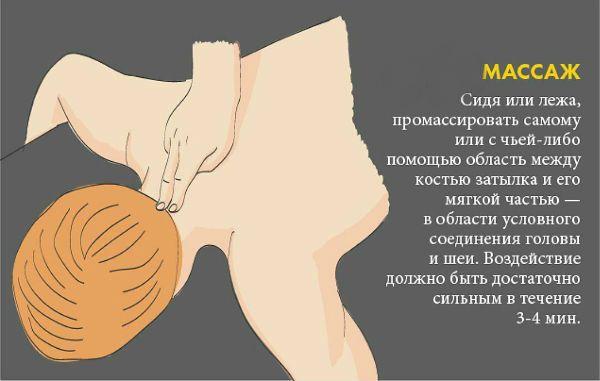 Шейный остеохондроз массаж фото