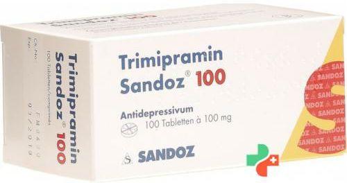 Тримипрамин фото