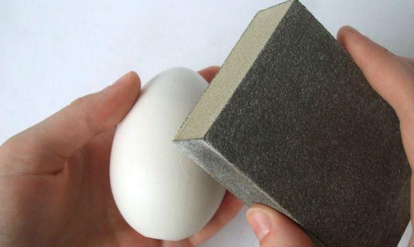 Декупаж яйца фото