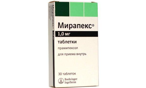 Мирапекс фото