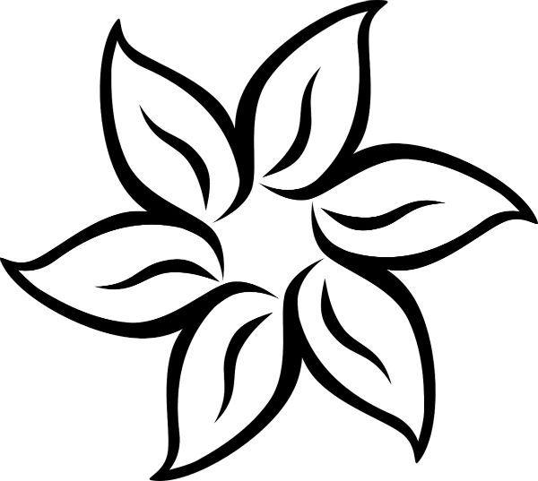 Цветок трафарет для декора мебели фото