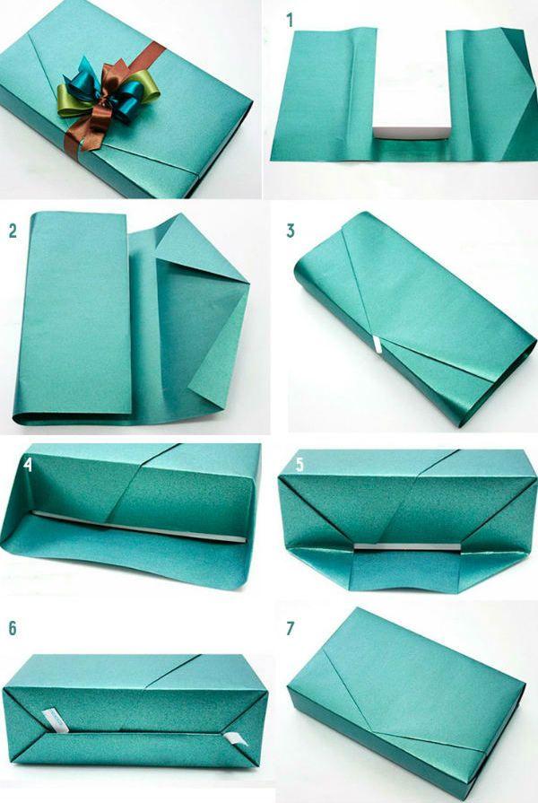 Упаковка в форме конверта 1 фото