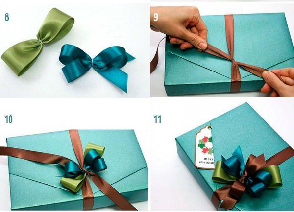 Упаковка в форме конверта 2 фото