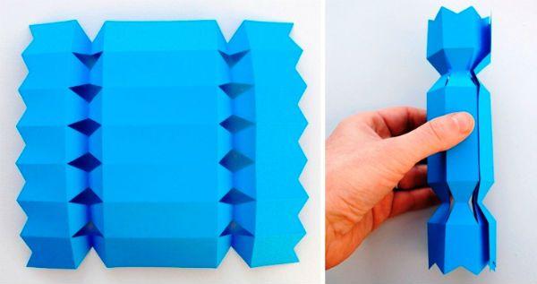 Упаковки конфета шаг 3 фото