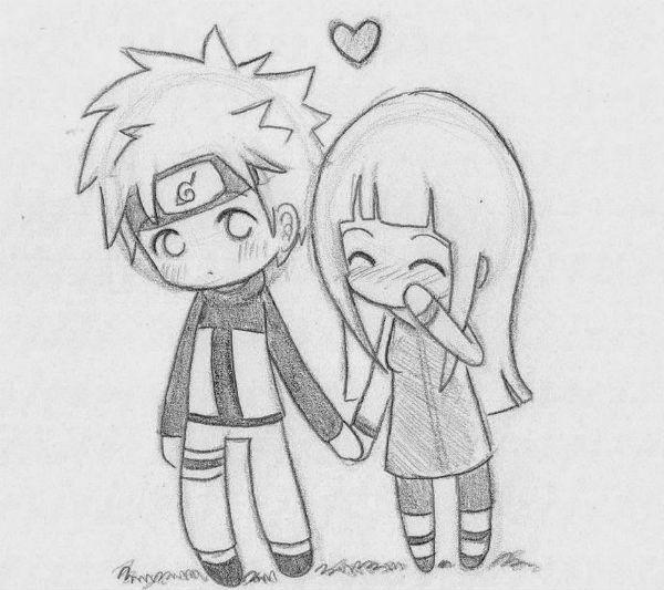 Любовь аниме фото