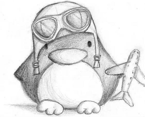 Пингвин летчик фото