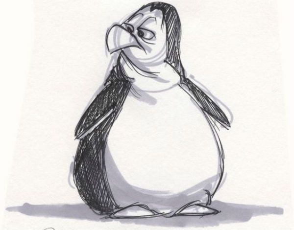 Пингвин фото