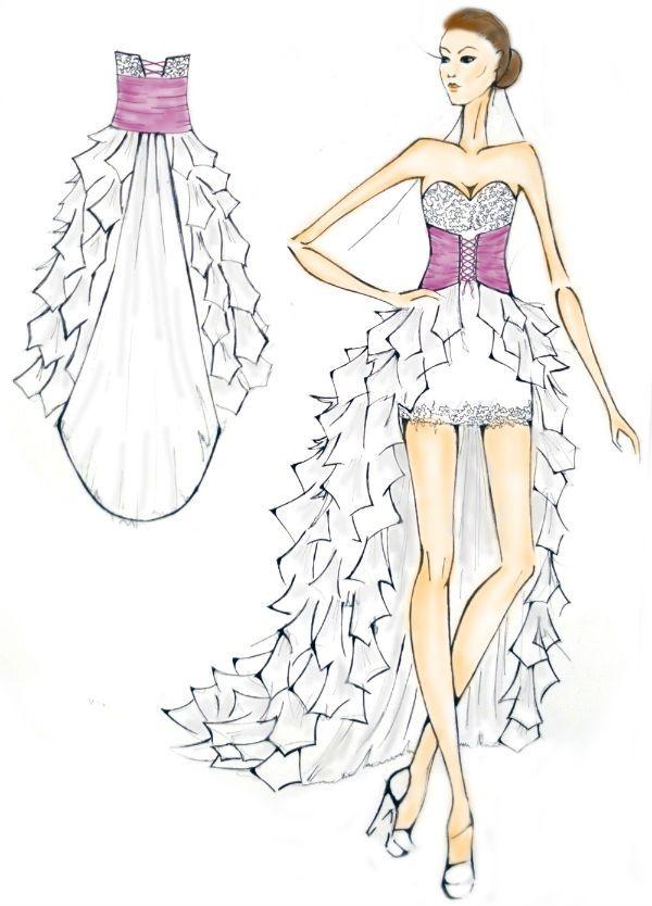 Короткое платье фото
