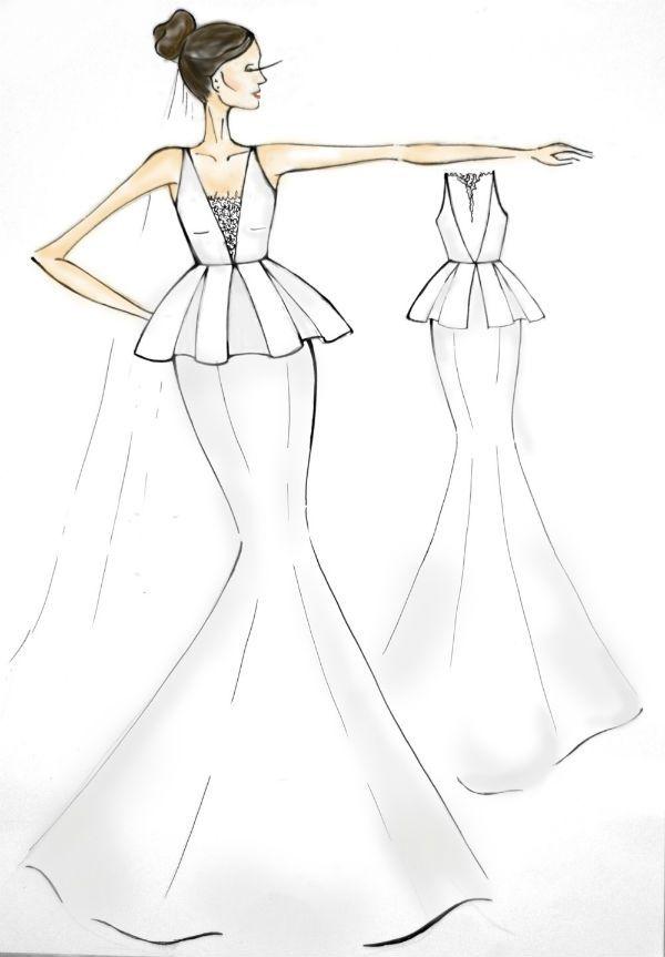 Платье невеста фото