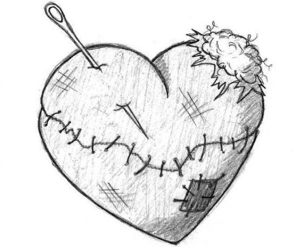 Сердце фото