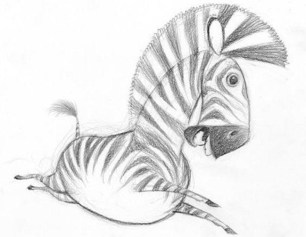 Зебра 2 фото
