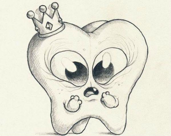 Зуб фото
