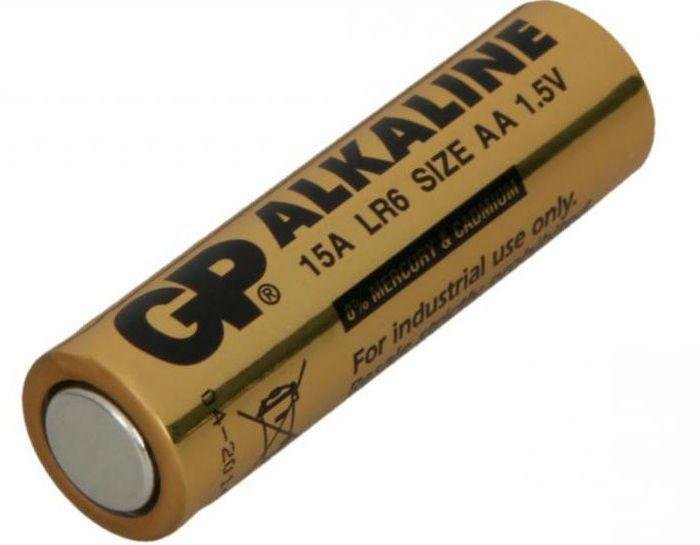 Маркировка батарейки фото