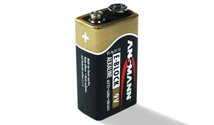 Крона батарейка фото