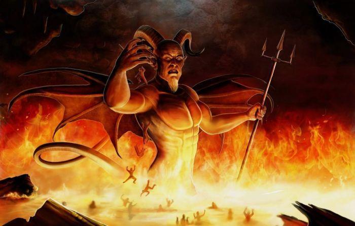 Люцифер, Дьявол, Сатана фото