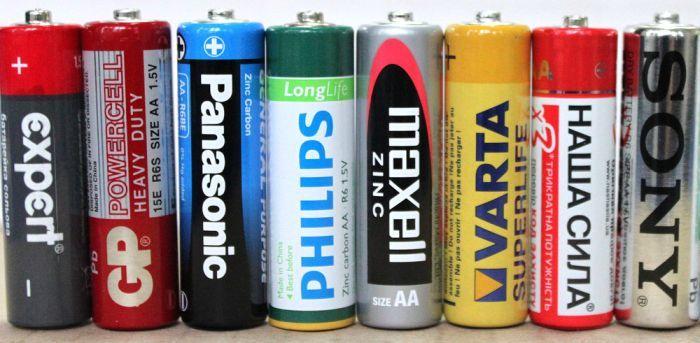 Солевые батарейки фото