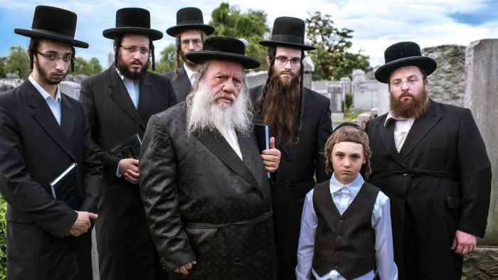 Цвет волос евреев фото